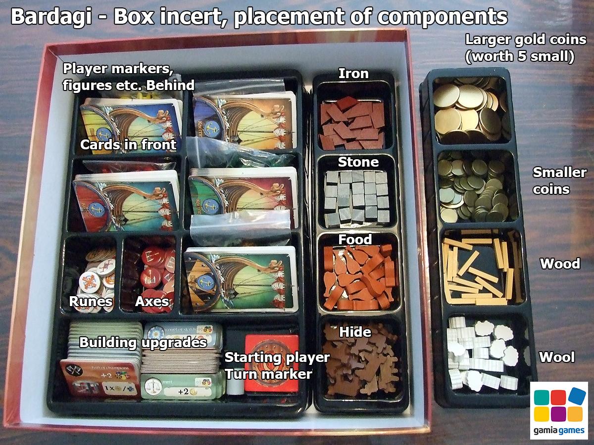 Bardagi - Box incert packing-text