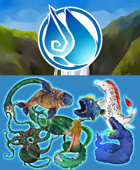 Water-Mythical_beings_element